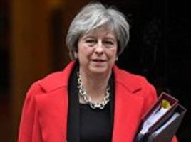 theresa may's constituency school asks for donations