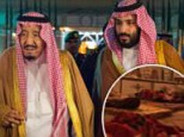 Saudi Arabia king set to hand over the crown to his son