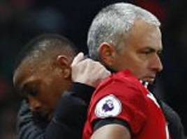 Man United star Anthony Martial: Mourinho is hard with me