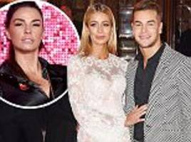 Love Island's Chris Hughes offers Katie Price olive branch