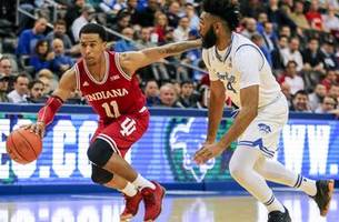 Indiana falls to 1-2 in 84-68 loss to Seton Hall