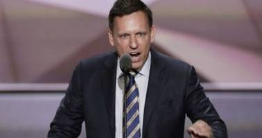 Is Peter Thiel Trying To Break Up Google?  This $300,000 Political Contribution Seems To Imply He Is...