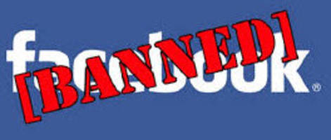i've been banned from facebook for sharing an article about false flags