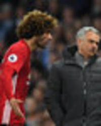 Former Spurs boss slams Marouane Fellaini: He should sign a new Man Utd contract