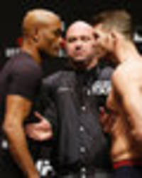 Michael Bisping rips Anderson Silva over failed drug test: He's a cheat