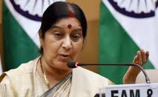 India to take up with Sri Lanka removal of Indian Tamil leader's name from from govt institutions: Sushma