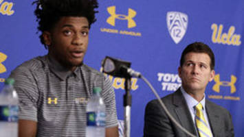 Trump urges UCLA players to thank China's leader for release
