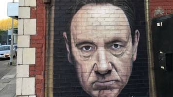 kevin spacey mural to be removed from manchester office