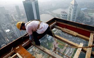 asia's construction investment to outpace europe and us in next five years