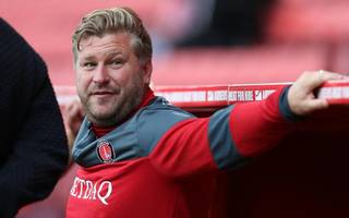 charlton manager karl robinson: hopefully i've brought the culture back
