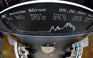 Deutsche Boerse appoints Unicredit banker as new chief executive