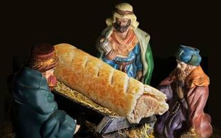 did greggs engineer the sausage roll nativity scandal for the publicity?