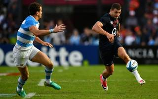 England have fastest back three in world rugby, says Jones