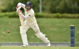 stoneman happy with ashes form after landmark century
