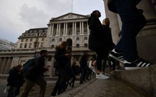 the pause in cpi may be welcome but it's brexit the bank is worried about