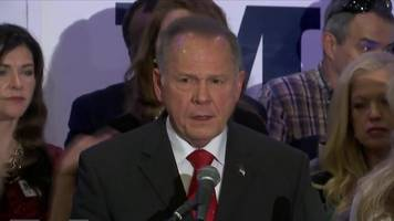 roy moore: mitch mcconnell wants to steal this election