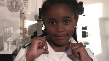 The 7-year-old neuroscientist wowing the internet