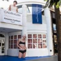 Calvin Klein, Inc. Announces Holiday Retail Experience with Amazon Fashion