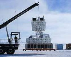 How physicists turned Antarctica into particle detector