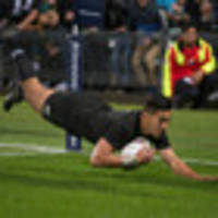 All Blacks: Rieko Ioane - the emerging superstar with room to improve