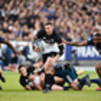 Rugby: Sonny Bill Williams says referee apologised for yellow card