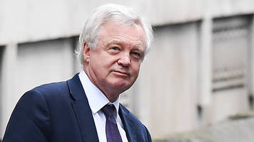 Brexit: Davis says the UK has compromised in talks