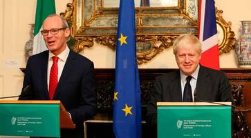 Boris Johnson appeals to EU to green Brexit trade talks during Dublin visit