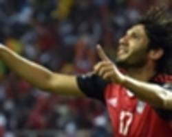 Football affects so many people in Egypt, says Arsenal's Elneny