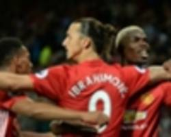 man utd stars ibrahimovic and pogba fit to face newcastle