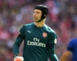 cech's penalty record is frightening but he's still quality, says seaman