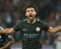 Guardiola confident 'perfect' Aguero will be ready for Leicester despite hospital trip
