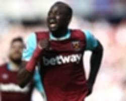 Premier League and Serie A clubs interested in West Ham United's Kouyate