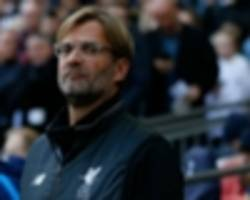 'i feel good now!' - klopp insists he has a clean bill of health