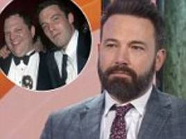 Ben Affleck says he knew about Harvey Weinstein's behavior