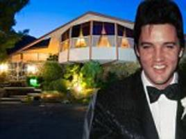 elvis' honeymoon hideaway hits the market for under $6m