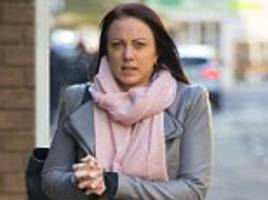 melissa humphreys who stole £180k from parents is jailed