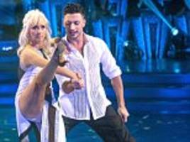 Strictly's Debbie McGee eats silver particles every day