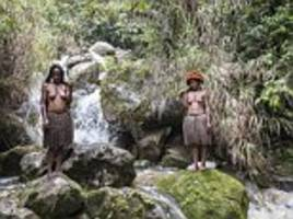 Inside the remote Indonesian Dani tribe