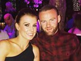 wayne and coleen rooney are back together