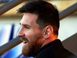 barcelona prepare for away trip to leganes