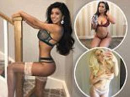 Chloe Khan among stars 'stripping off for OnlyFans app'