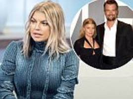 fergie talks about staying friends with ex josh duhamel