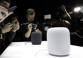 Apple is delaying its HomePod smart speaker until 'early 2018' (APPL)