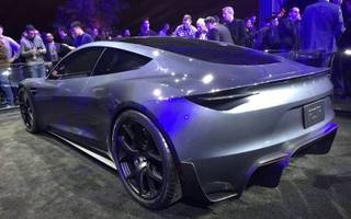 Elon Musk says Tesla's new Roadster will be the fastest production car ever made — here's what it looks like (TSLA)