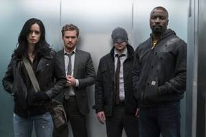 Netflix's 6 original Marvel superhero shows, ranked from worst to best —including new series 'The Punisher'