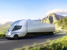 walmart will be one of the first companies to try tesla's electric truck (tsla, wmt)