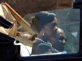 robert mugabe's power-hungry wife, 'gucci grace,' may have provoked zimbabwe's military takeover
