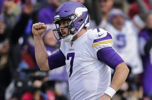Preview: Vikings' Keenum gets chance to take down former team