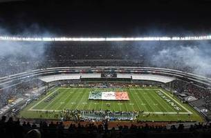 Raiders return to Mexico City to take on Patriots