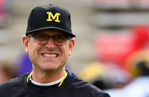 If Michigan beats Wisconsin this week, will it validate the Jim Harbaugh hype?